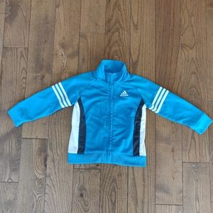 Toddler Adidas track jacket